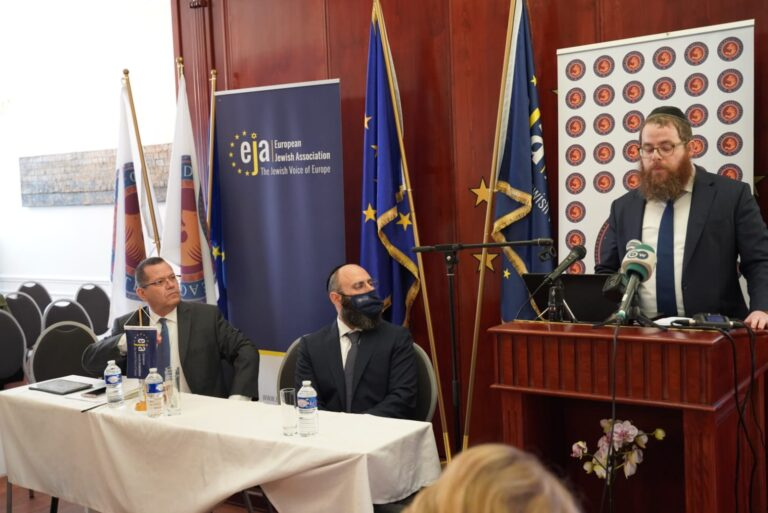 Combating Antisemitism: The Action and Protection League in Brussels