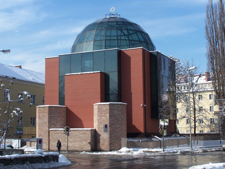 Attacker of Graz Synagogue Convicted
